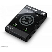 NATIVE INSTRUMENTS Traktor Audio 2 Mk2 - Звуковая карта Натив инструментс