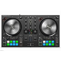 Native Instruments Traktor Kontrol S2 MK3 - 2-х канальный системный контроллер... Натив инструментс